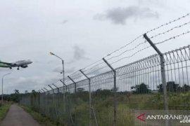 Panjang landasan pacu bandara Sultan Thaha Jambi bertambah 382 meter