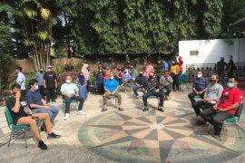 Wali Kota Samarinda ajak warga  berjemur dan bergerak