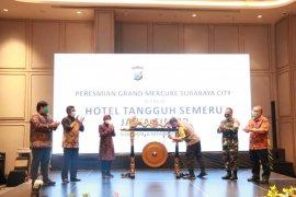 Kapolda Jatim resmikan Grand Mercure Surabaya sebagai Hotel Tangguh Semeru