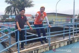 Perumdam Tirta Kencana lakukan pembersihan bak reservoir Bengkuring