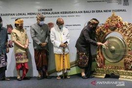 Wagub Bali: Pembangunan pariwisata jangan rusak SDM dan alam