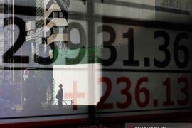 Saham Jepang menguat, Nikkei hentikan penurunan 8 hari beruntun