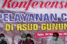"""RSUD Gunungsitoli bantah """"mengcovidkan"""" pasien"""