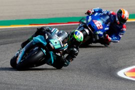 MotoGP, Morbidelli berambisi kejar titel juara di tiga seri pemungkas