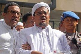 Raja Salman berikan pesawat bergambar Rizieq Shihab? Ini penjelasannya