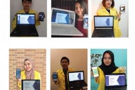 Sembilan mahasiswa Vokasi UI raih tiga penghargaan kompetisi internasional