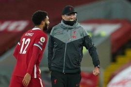 Klopp kritik keputusan Liga Premier Inggris yang menolak klub melakukan lima pergantian pemain