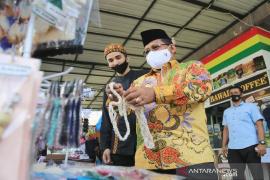 Aminullah dukung produk lokal dipasarkan ke Internasional