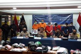 Polda Metro Jaya sita 71 ponsel dari 12 begal sepeda