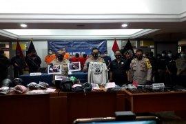 Polisi sebut dua pelaku begal ke perwira marinir positif gunakan narkoba