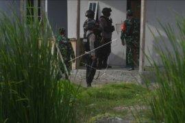 Pengejaran terduga teroris di Palu