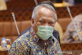 Menteri PUPR Basuki Hadimuljono optimistis penataan lima KSPN akan rampung pada 2021