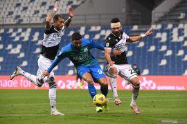 Liga Italia: Sassuolo vs Udinese imbang tanpa gol