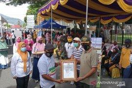 Korem 133/Gorontalo dukung gerakan diversifikasi pangan lokal 2020