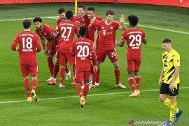 Menangi Der Klassiker, Bayern rebut kembali posisi puncak