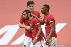 Maguire sebut Bruno Fernandes seorang pemimpin hebat