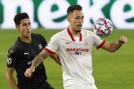 Ocampos pastikan tiga poin Sevilla dari laga versus Osasuna