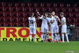 Spezia gulung 3-0 sesama tim promosi Benevento