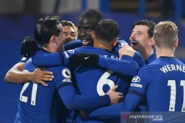 Chelsea bantai Sheffield 4-1
