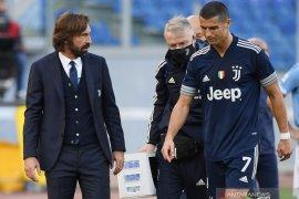 Andrea Pirlo konfirmasi Ronaldo cedera pergelangan kaki