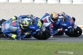 MotoGP: Menuju GP Valencia, satu langkah lagi Joan Mir rebut titel juara dunia 2020