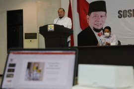 Ketua DPD RI prihatin masyarakat terpapar radikalisme dari medsos