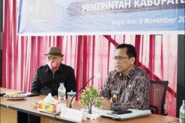 Pjs Gubernur dorong sosialisasi pilkada serentak untuk tingkatkan partisipasi pemilih di Kerinci