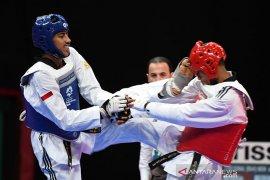 Pelatnas taekwondo sudah kembali berjalan normal
