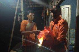 BPBD Banten bantu korban longsor di Lebak selatan