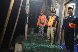 Empat rumah warga Lebak selatan dilanda longsor