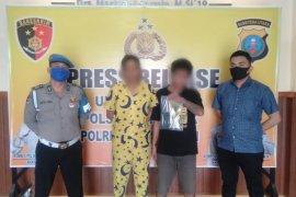 Polsek Patumbak tangkap dua bersaudara kurir ekstasi di tempat hiburan malam