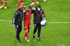 Bayern Munchen dipastikan kehilangan Kimmich hingga Januari 2021