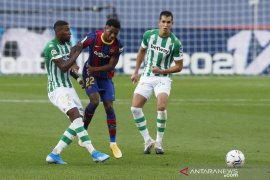Cedera lutut, Barcelona konfirmasi Ansu Fati segera naik meja operasi