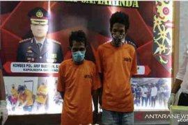 Polresta Samarinda berhasil gagalkan pengiriman 1 kg sabu-sabu