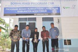 Berkah kehadiran Medco bagi warga Aceh Timur