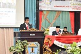 Pjs gubernur: pertanian dan wisata harus tingkatkan kemajuan Kerinci