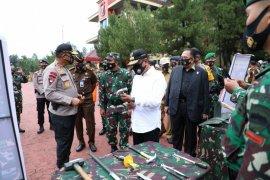 Gubernur apresiasi Polda Sumut sigap hadapi potensi bencana