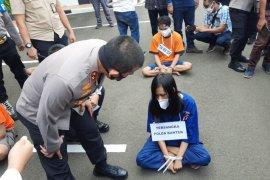 Polda Banten berhasil ungkap 108 kasus narkoba pada Januari-Oktober 2020