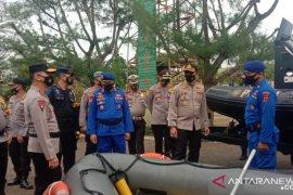 Kapolda Jambi inspeksi kesiapan tim tanggap bencana alam