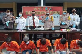Pelaku pembunuhan pemuda di Balai Buntar terancam 15 tahun penjara