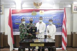 PLN-TNI AL teken perjanjian tukar menukar tanah barang milik negara