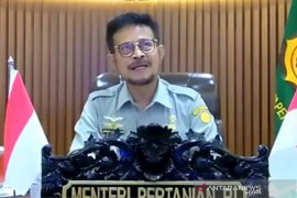Mentan Syahrul menjabat Plt Menteri Kelautan dan Perikanan