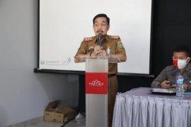 Pj Bupati Lampung Pesisir barat ajak masyarakat gunakan hak pilihnya