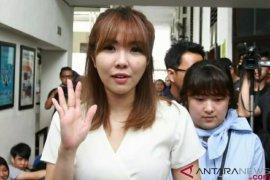Gisel penuhi panggilan Polda Metro Jaya, terkait beredarnya video asusila
