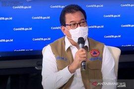 Satgas: Kenaikan kasus COVID-19 karena masyarakat tak disiplin protokol kesehatan
