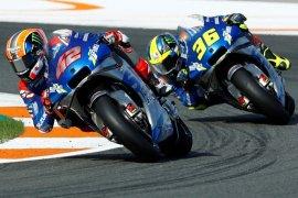 MotoGP, Rins berambisi kejar titel juara meski defisit poin dari Mir