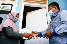 Baitul Mal Banda Aceh bangun 62 rumah fakir miskin