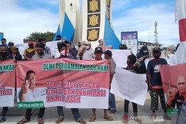 Massa Cinta NKRI demo tolak kehadiran KAMI