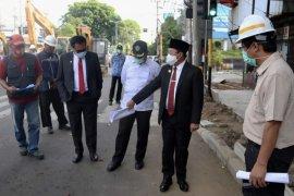 Pembangunan kawasan wisata Malang Heritage dimulai, sejumlah ruas jalan ditutup