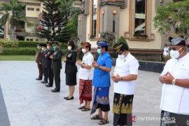 Badung peringati Hari Pahlawan dengan protokol kesehatan